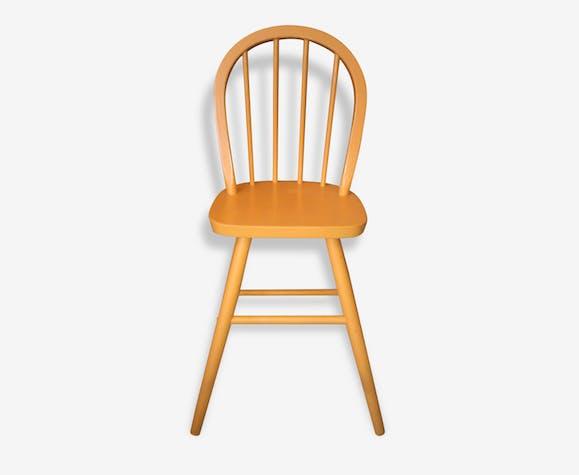 chaise haute enfant scandinave vintage bois mat riau scandinave 56049. Black Bedroom Furniture Sets. Home Design Ideas
