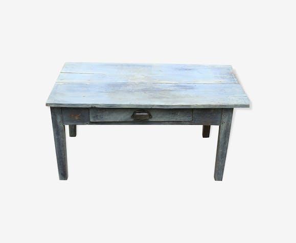 Table Basse De Metier Industrielle Provenance Usine Annee 1930 50