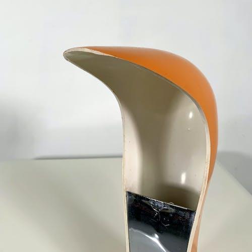 Lampe de table Pelota par C. Casati et E. Ponzio pour Lamperti, 1970