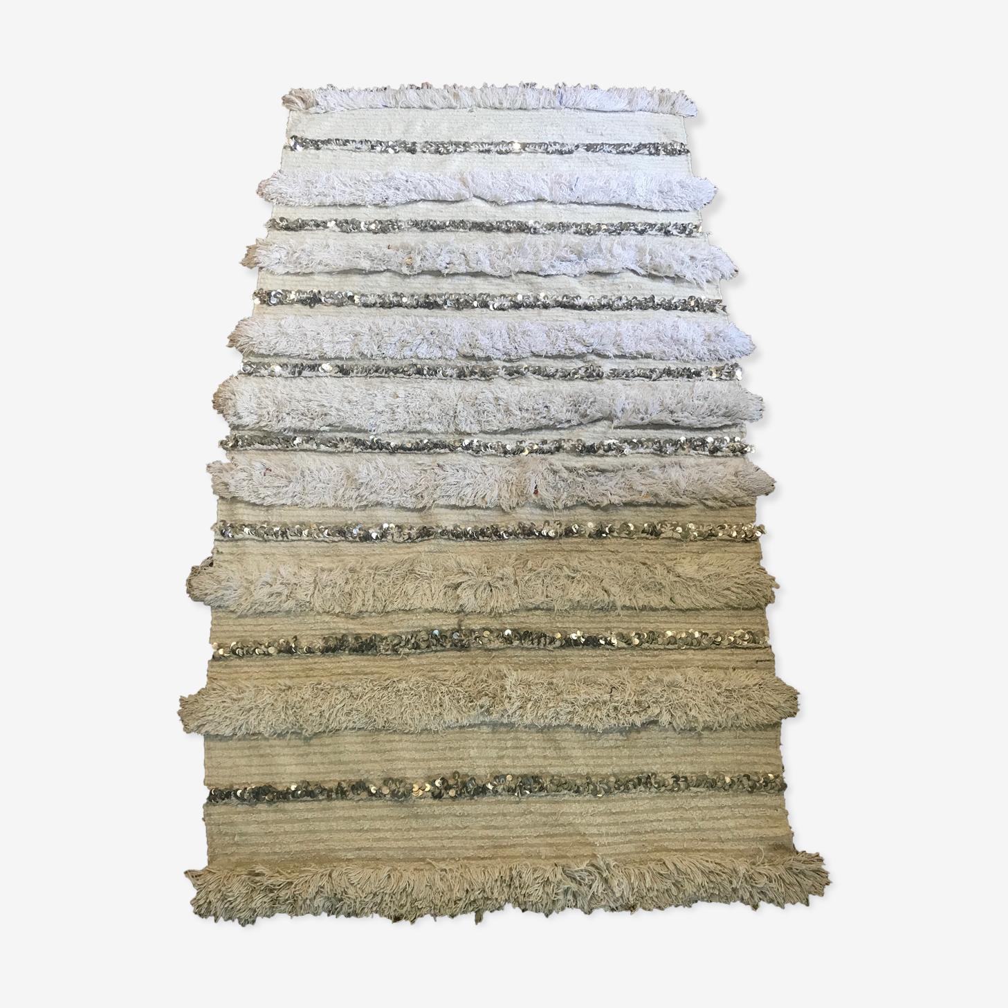 Tapis  Handira du Maroc 90x170 cm