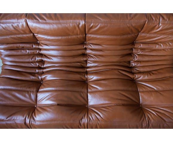 Togo sofa, armchair and ottoman Michel Ducaroy for Ligne Roset