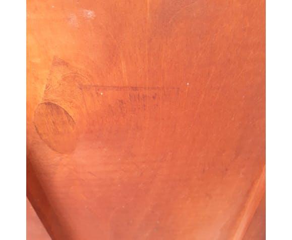 Fauteuil scandinave en bois