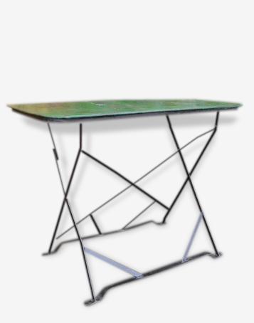 Table de guingette