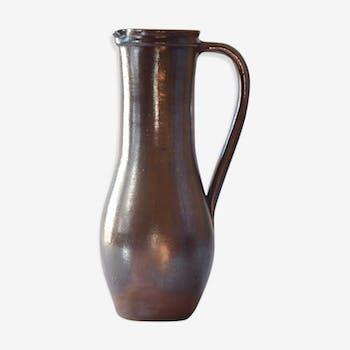 Noron stoneware pitcher