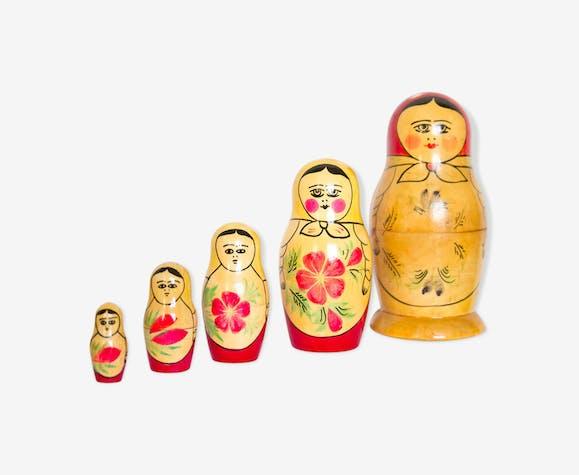 Poupées russes - Matriochka