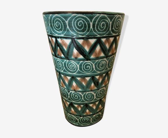 Vase Robert Picault Vallauris 1950