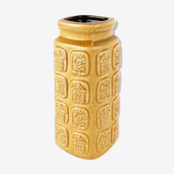 Asian 60s ceramic vase