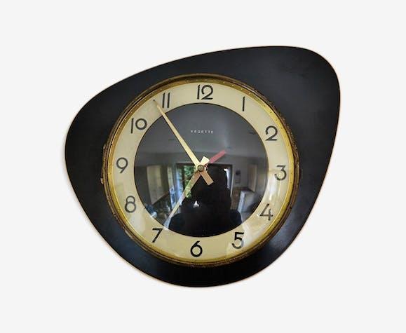 Horloge De Cuisine Vedette Vintage Annees 60 Selency