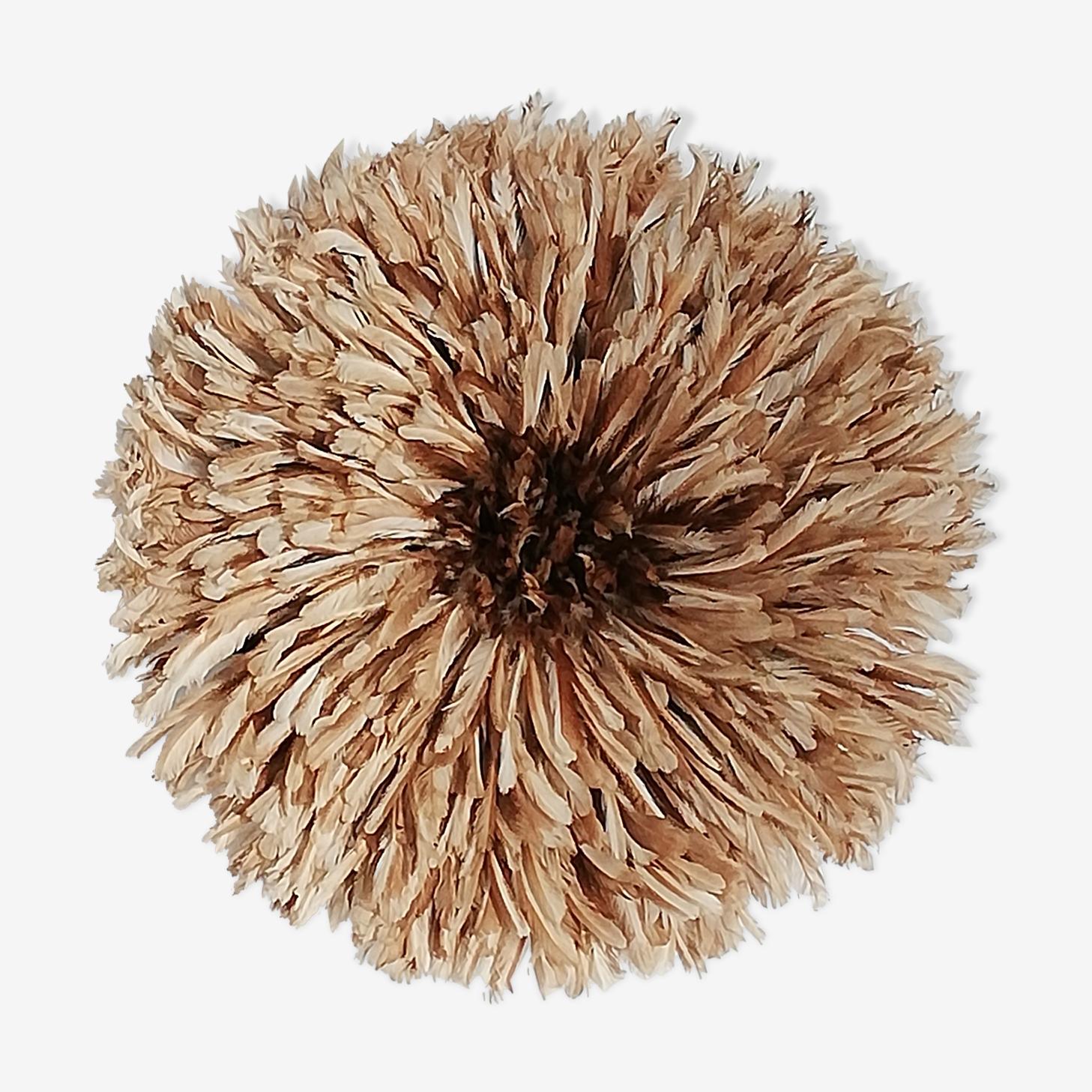 Natural Juju hat 60cm diameter