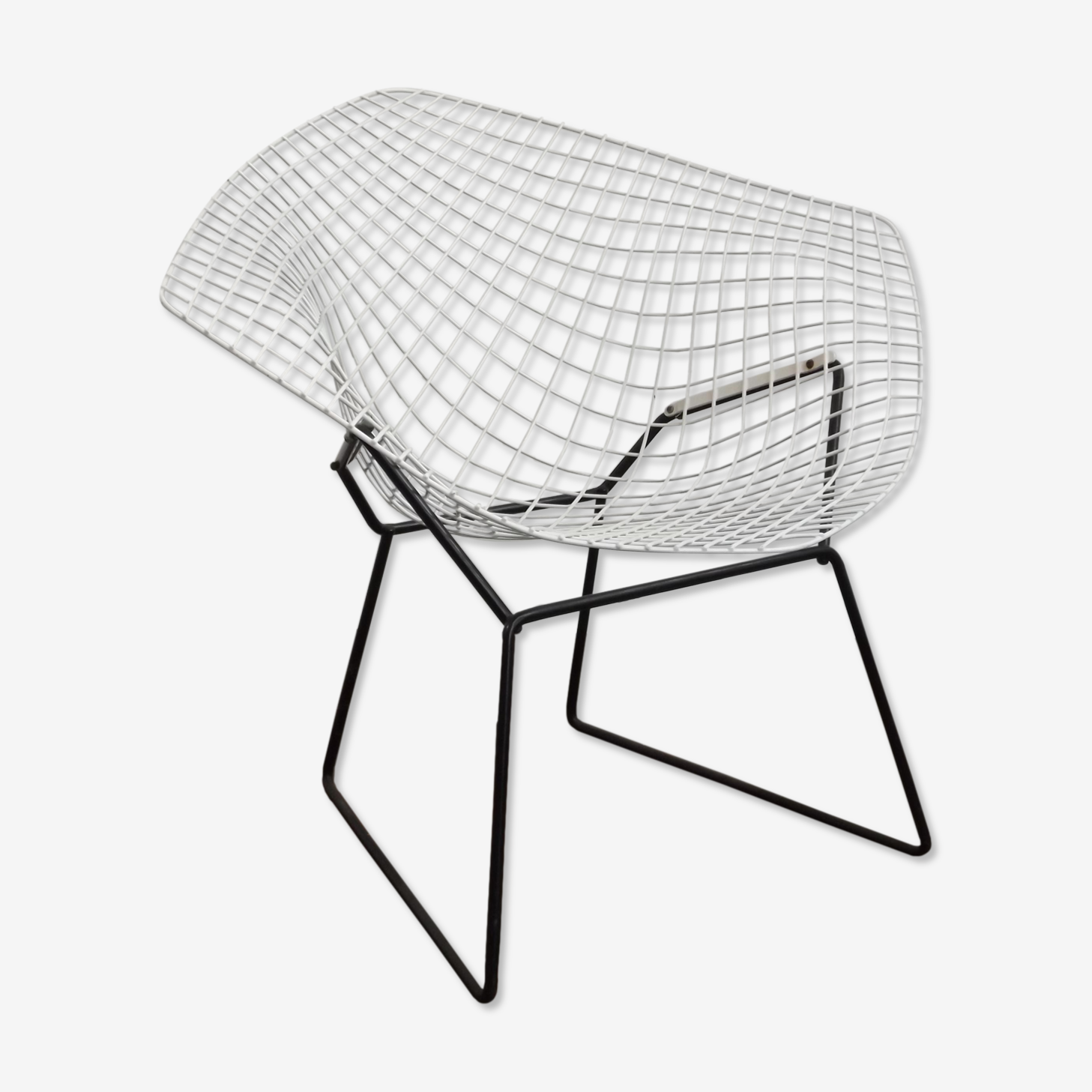 "Fauteuil ""Diamond"" Harry Bertoia"