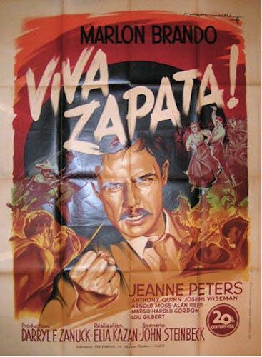 Affiche Viva Zapata