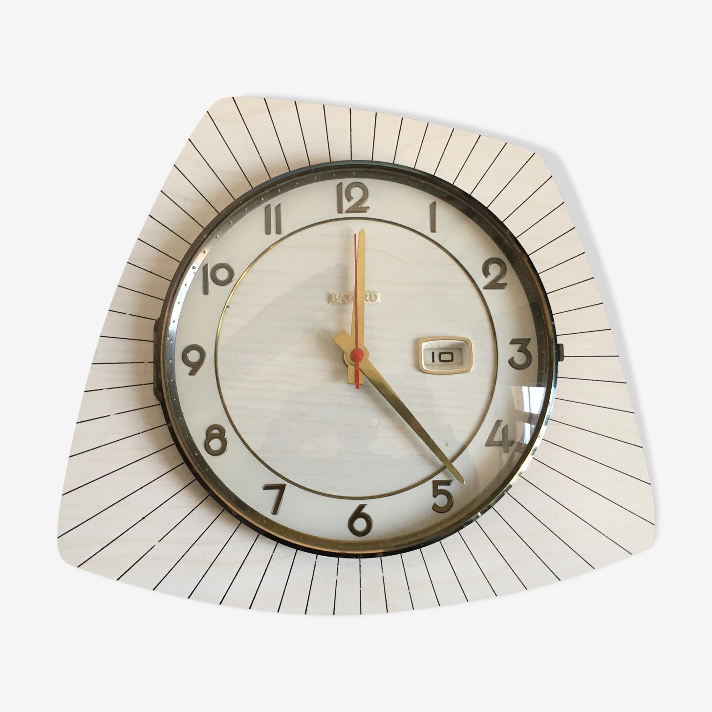 Horloge murale Bayard