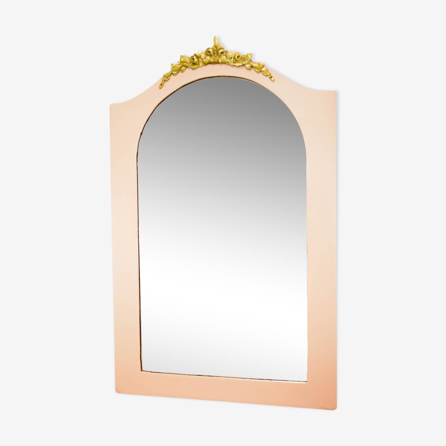 Miroir art déco 99x62cm