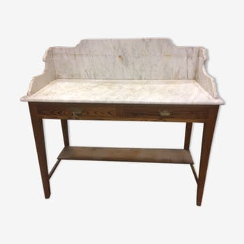 2 seats dressing table