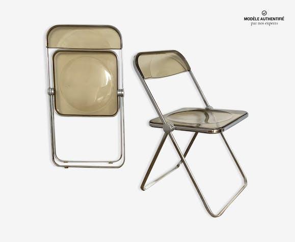 Chaise Plia par Giancardo Piretti