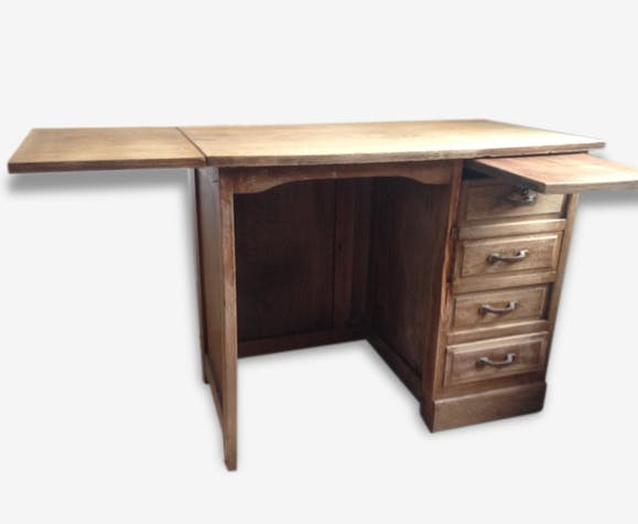 Bureau demi ministre junior vintage - bois (Matériau) - vintage - 35459