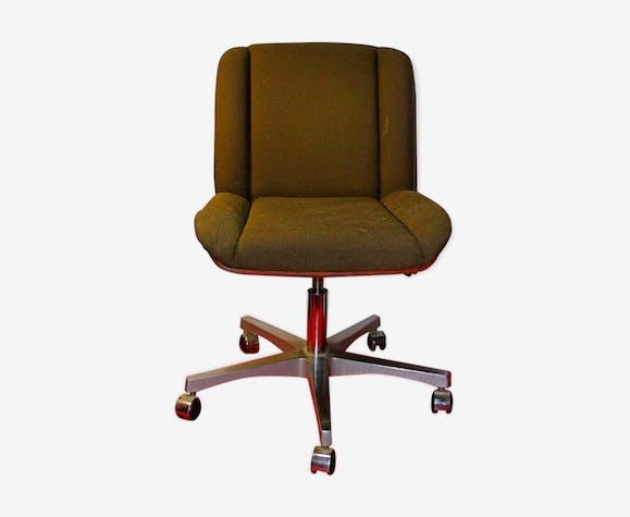 vert palissandre hIxnDqx fer bureau Chaise de vintage 7yYIbf6gv