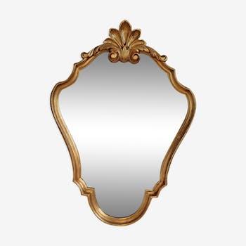 Louis XV style mirror