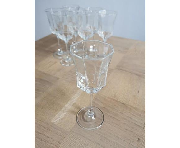 Service de 8 verres à vin Luminarc