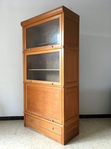 Vintage MD bookcase 50