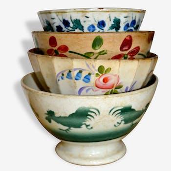 Bol en porcelaine 1900