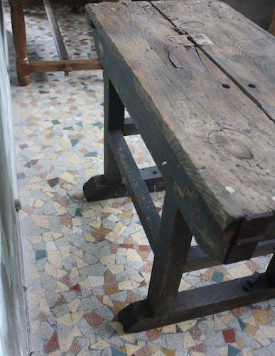 Former wooden sawmill