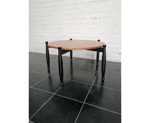 Table basse de conception italienne, années 1950