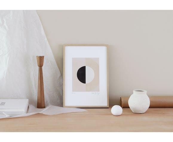OAK Gallery Illustration Half Moon