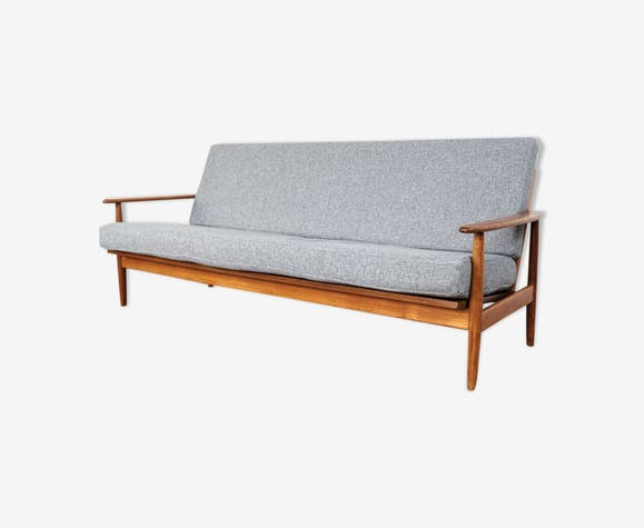 Danish Sofa In Teak