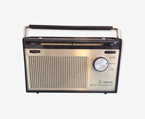 Radio 60 Vintage 22rl362 Années Transistor Ancienne Philips KlJ1Fc