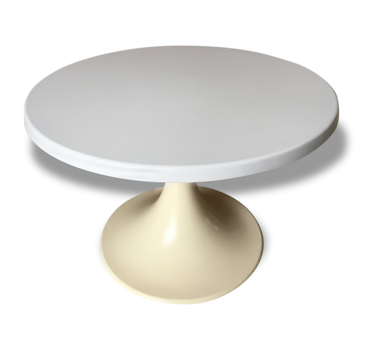 Table Tulipe Blanche Perfect Gallery Table Ronde Extensible