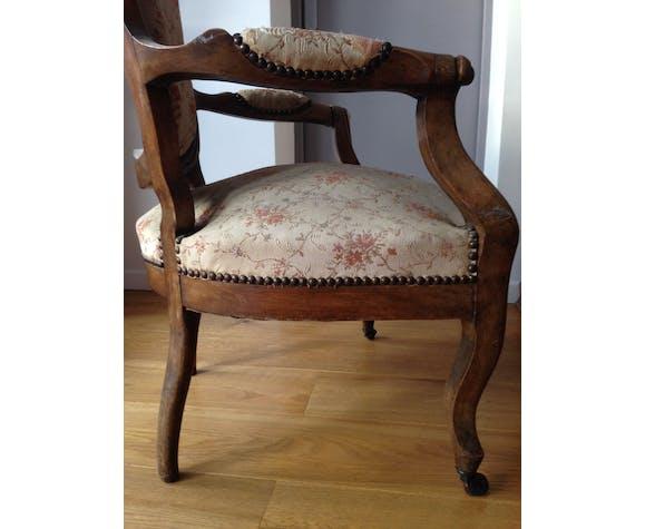 Louis XV convertible chair