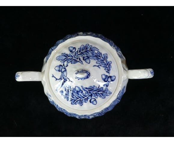 Service a café en porcelaine Myott Royal Mail fine staffordshire ware ENGLAND