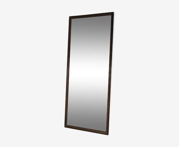 Miroir en chêne art deco 98x227cm