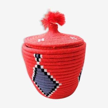 Moroccan Berber basket