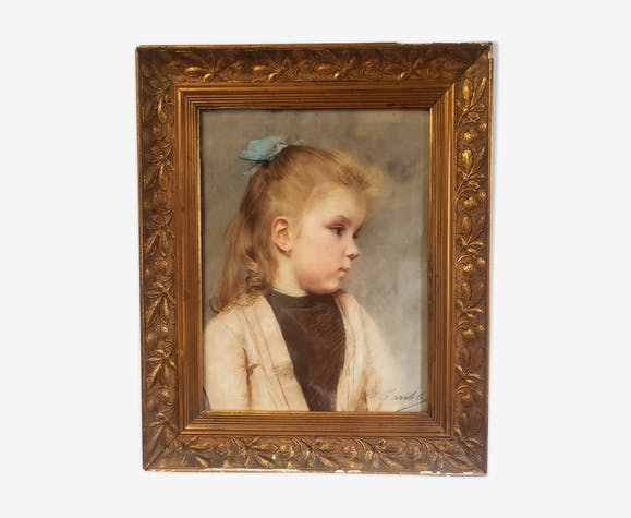 Portrait de fille