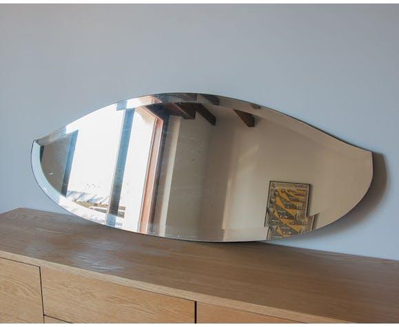 Miroir biseauté 100x40cm