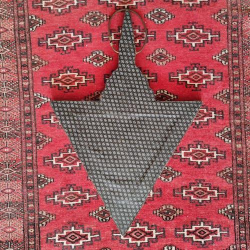 Miroir ethnique berbère 44x65cm