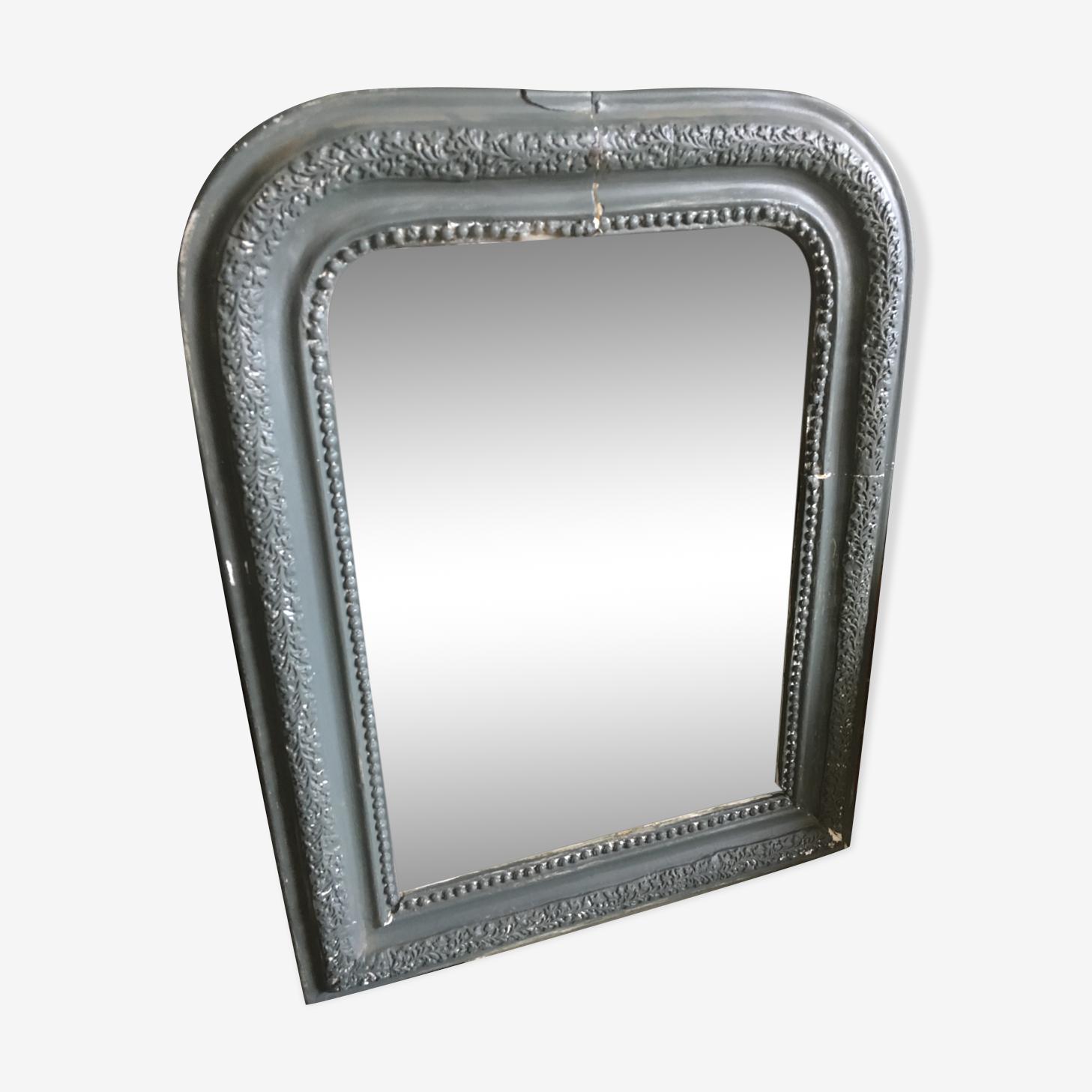 Miroir ancien 55x42cm