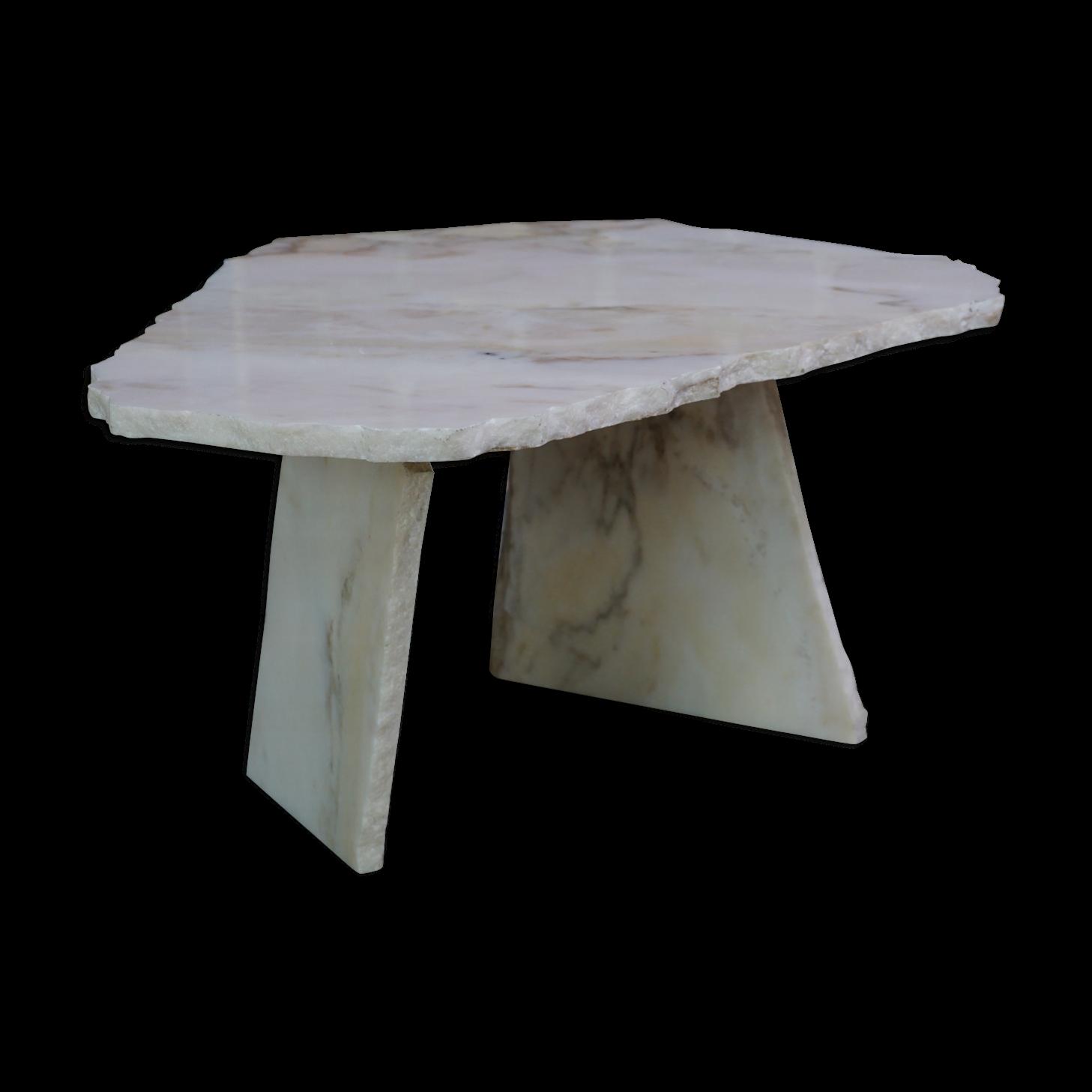 Table Basse Marbre Design Excellent Table Basse Noyer Massif