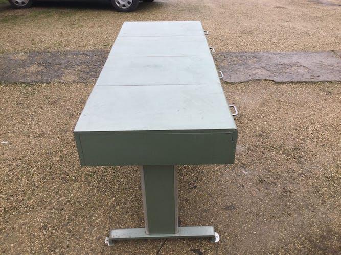 Industrial storage furniture