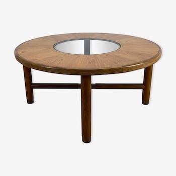 Table basse vintage du milieu du siècle