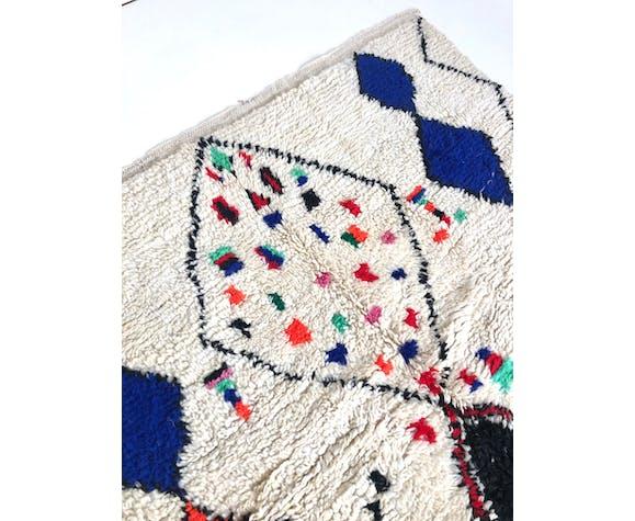 Tapis berbère marocain Azilal 2,38x1,51m