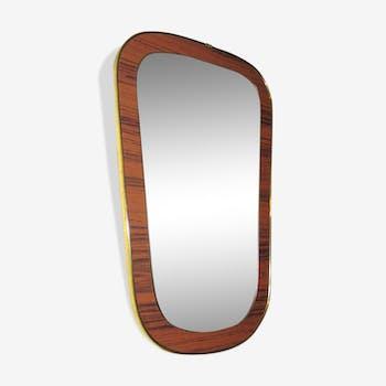 Miroir rétroviseur 27x44cm