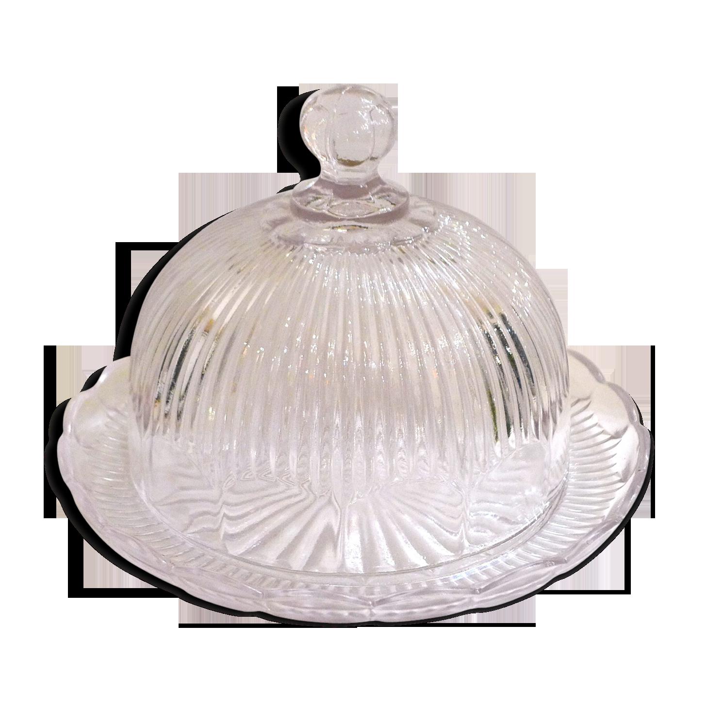 Écran Verre Gâteau Cupcake Dome Cover cloche diamètre 29.5 cm