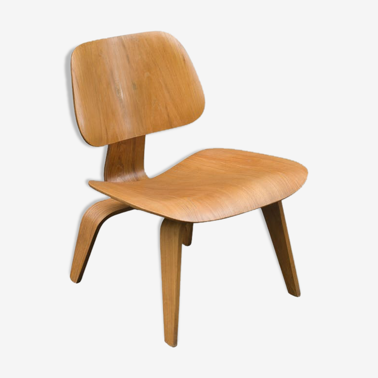 LCW Eames armchair edited by Herman Miller