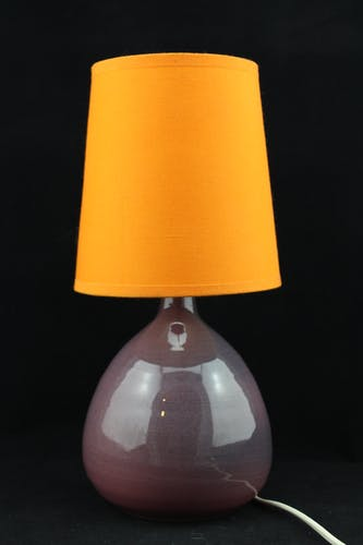Lampe style Ruelland signée les Cyclades