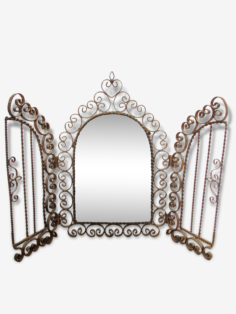 Triptyque miroir