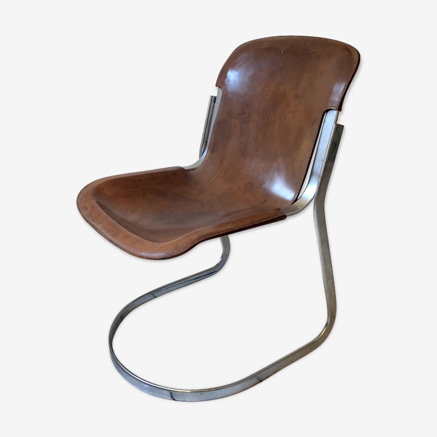 Chaise de salon pour Cidue vintage 60/70