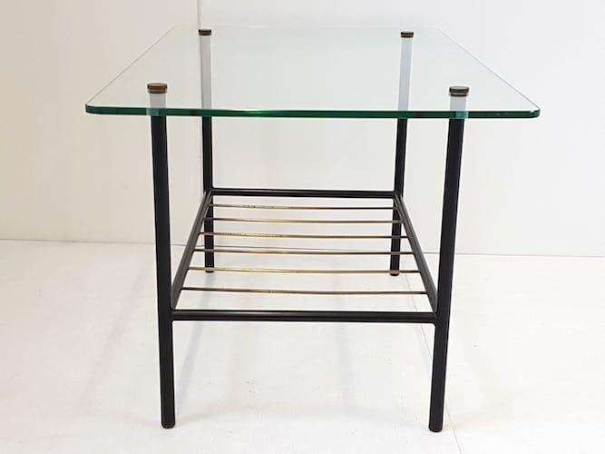 1950 vintage coffee table
